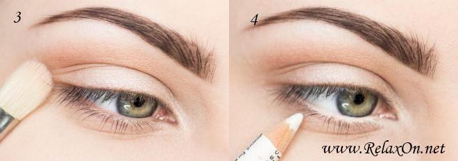 2 шаг осенний макияж