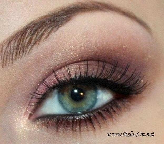 20-Макяж для зеленых глаз