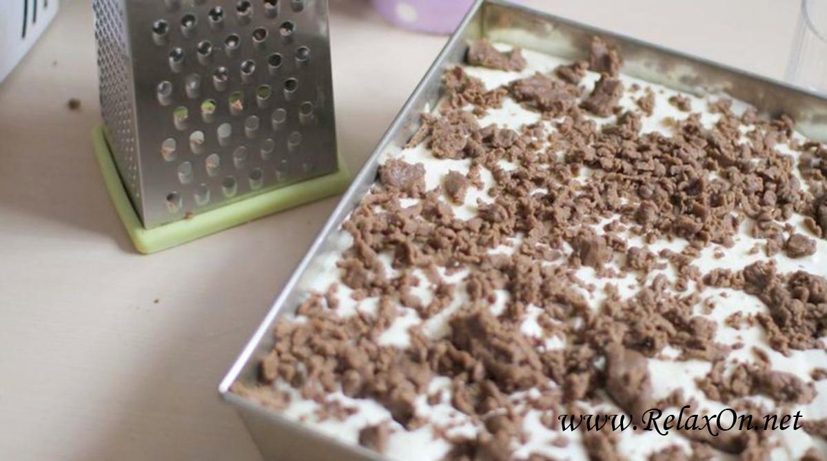 5-Пошаговый рецепт чизкейка