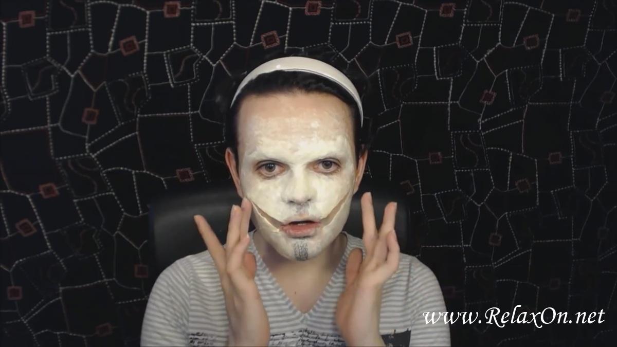 6-макияж Джеффа убийцы пошагово