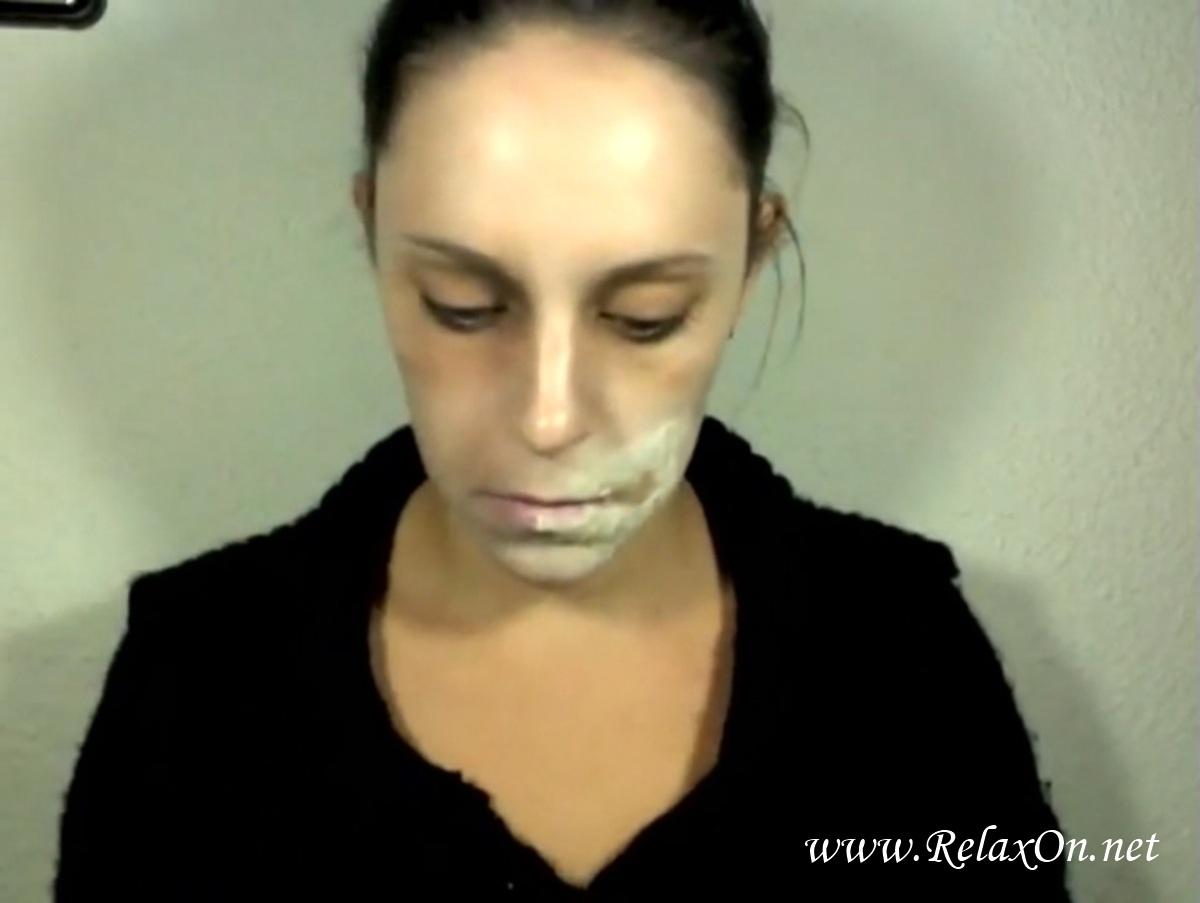 6-макияж на хэллоуин зомби пошагово