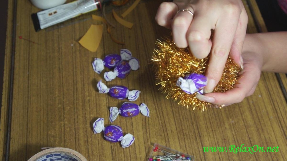 7-поделки для детского сада на Новый год
