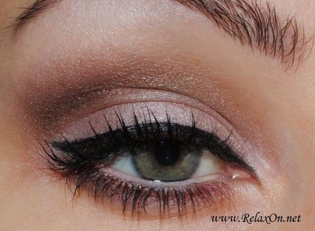 8-Макяж для зеленых глаз
