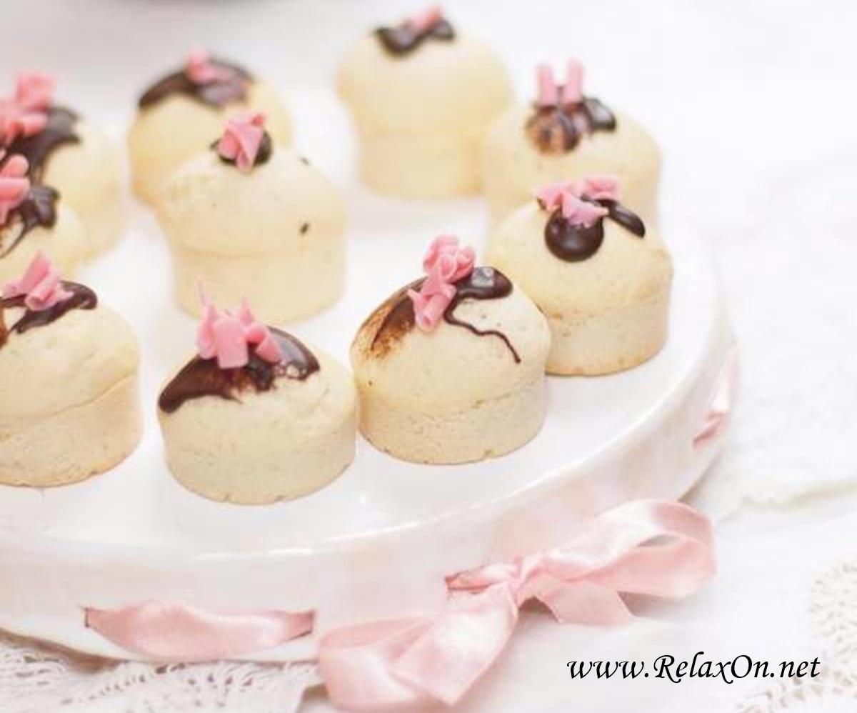 Бисквитный кекс рецепт с фото