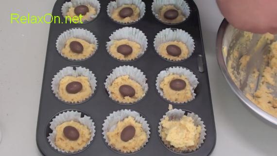 Пасхальные рецепты кексов