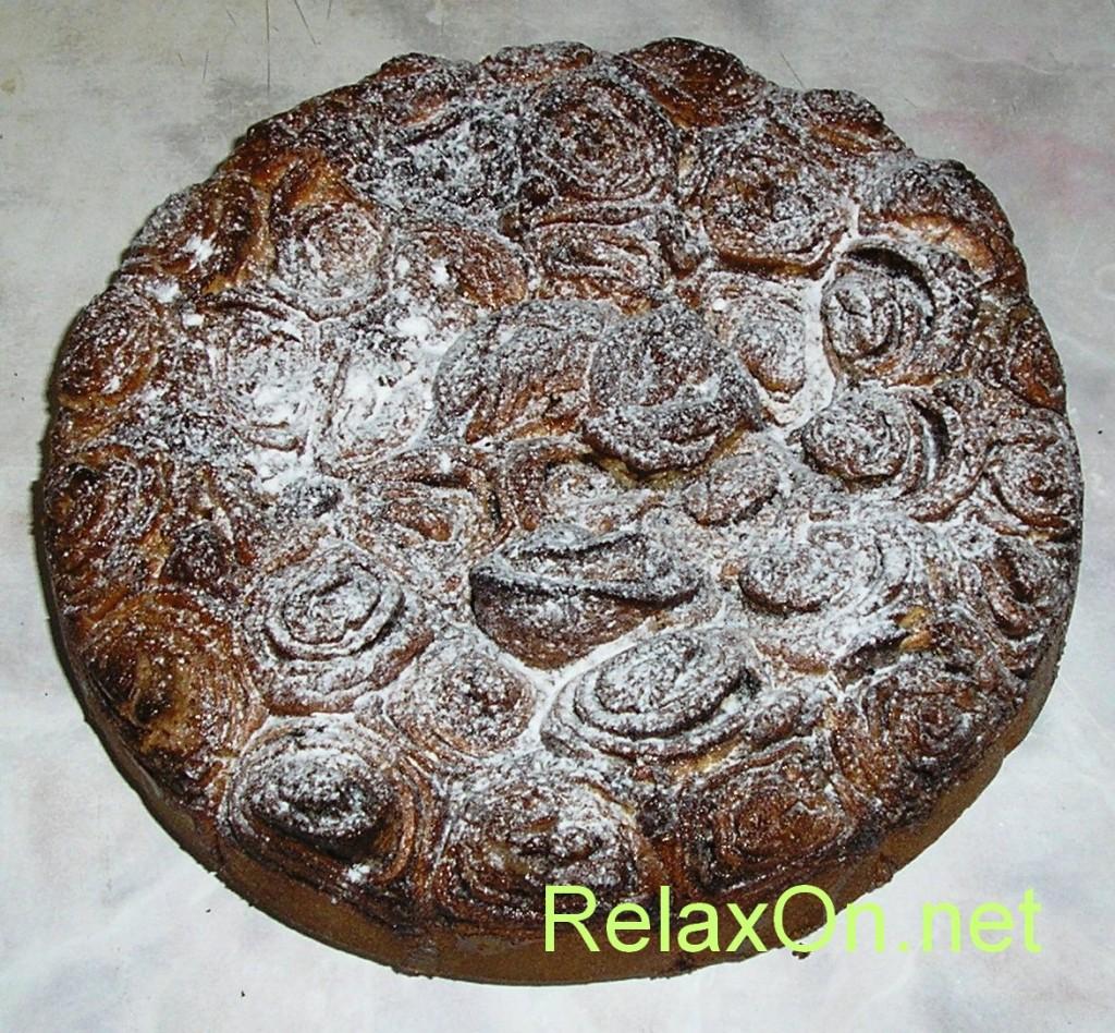 Рецепт пирога с фото