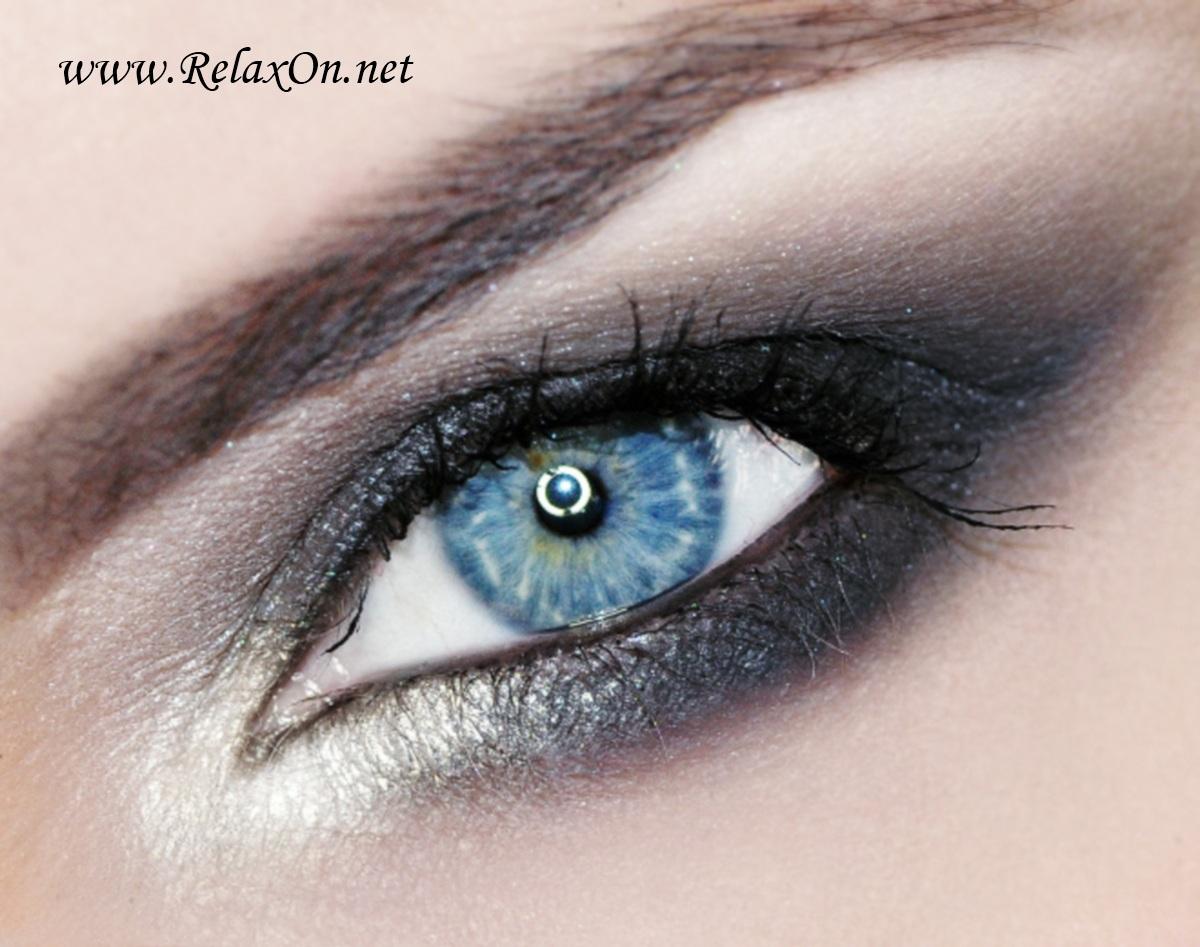 осенний макияж 5