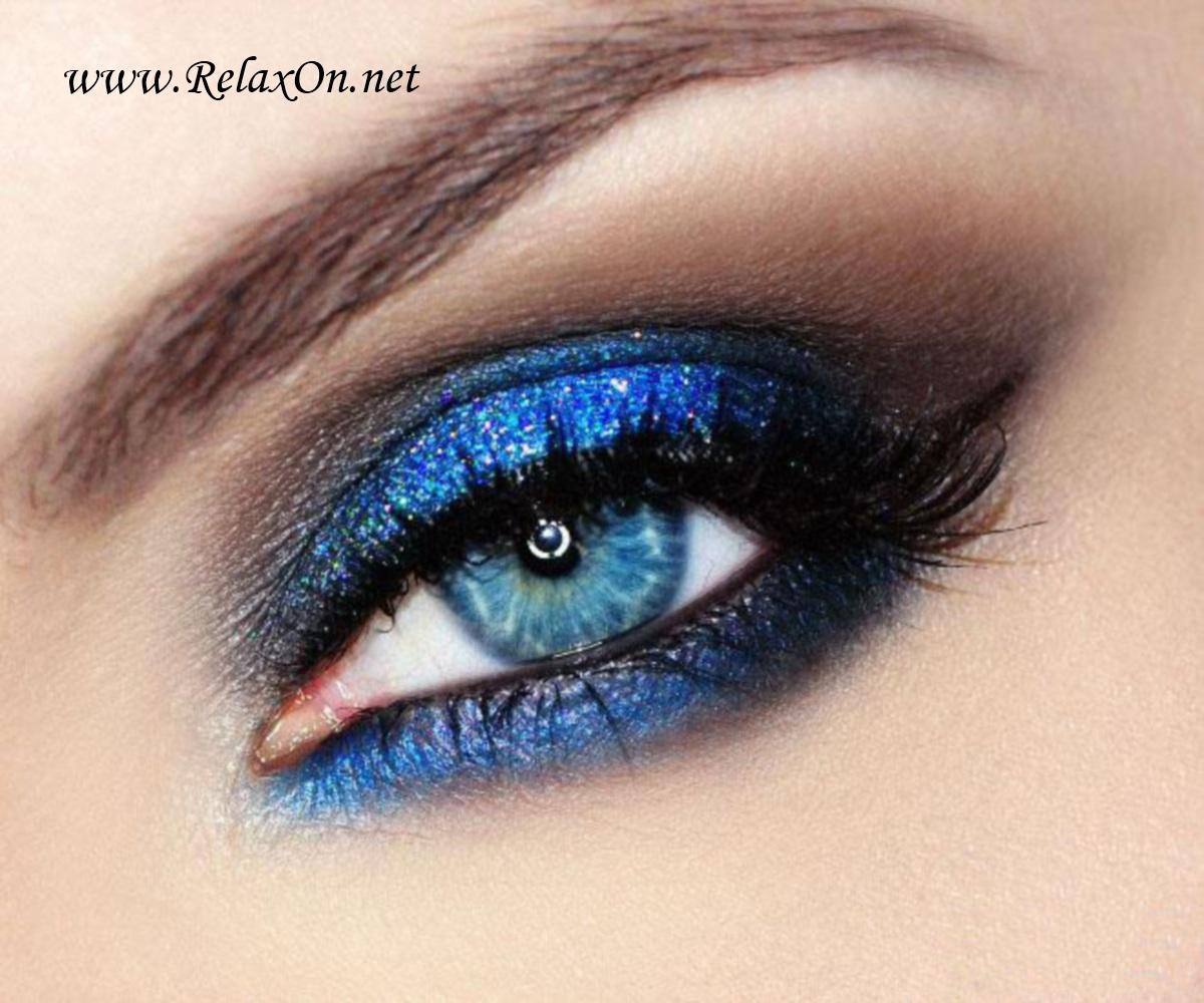 осенний макияж 8