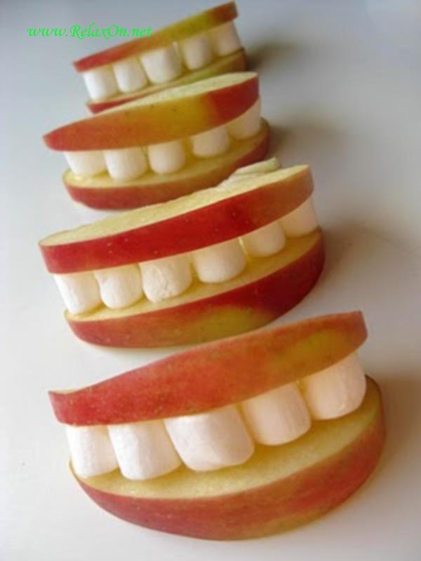 рецепт канапе из фруктов для детей